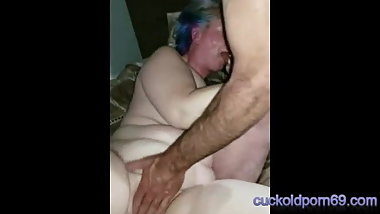HotWife from Instagram Homemade Interracial Cuckold