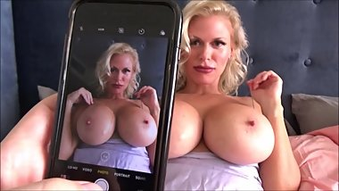 Step Mom Asks Son to Take Nude Pictures - Casca Akashova - Family Therapy