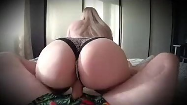 Step mom suck off step son and wakes him up fucking him till cums inside