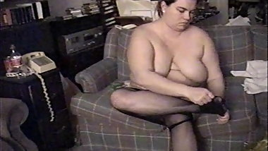 Please Spank My Big Ass And Grope My Huge Tits