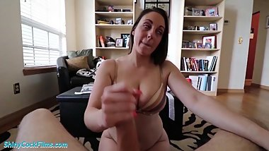 Hot Mom is Black Mailed By Her Stepsons Bully - Part 1