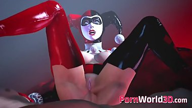 Games 3D Naughty Heroes Fucks in Every Hole - Porn Collection