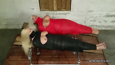 2390 Bondage Orgasms - Encasement Mummification - Full Sensory Deprivation!