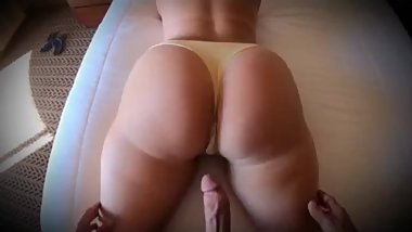 Step Mom and Step son play truth or dare - loser get fucked