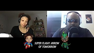 Grodd Friended Me - Super Flashy Arrow of Tomorrow Ep. 107