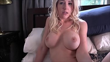 Alone With My Step Mom - Kit Mercer - Family Therapy