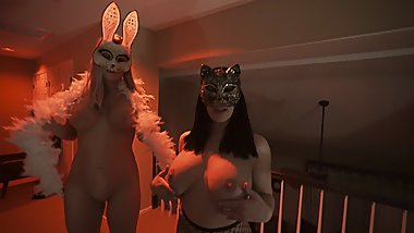 My Cheating Stepmom Likes To Throw Orgy Parties Part 4 Coco Vandi and Willo
