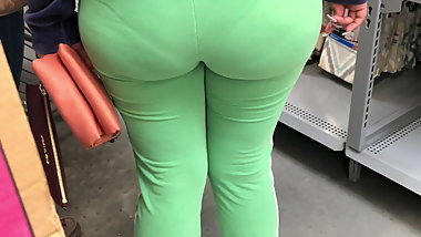Fat Ass at Walmart