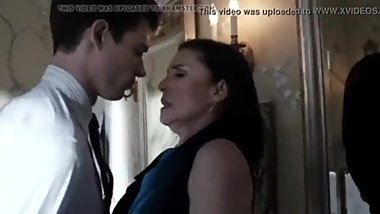 Milf sex with Young Handsome boy