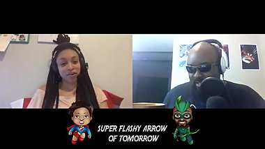 The Exorcism of Nash Wells - Super Flashy Arrow of Tomorrow Ep. 110