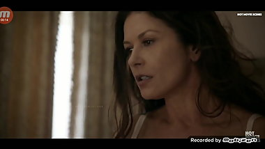 Catherine Zeta Jones sex scene