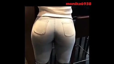 My Stepmom Biggest Ass Under Tight Jeans