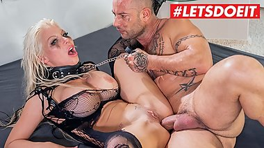 Her Limit - Big Tits MILF Barbie Sins Desire To Be Anally Gaped Comes True