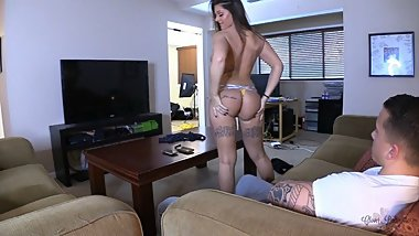 Tricking My MILF Sister-In-Law Part 1