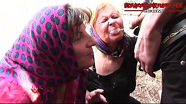 ugly grannies fucked